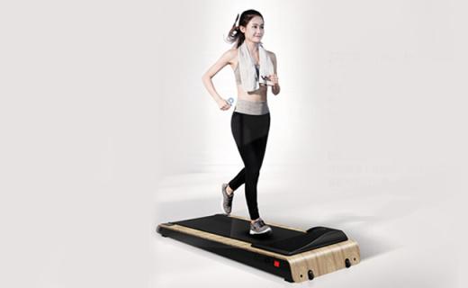 不占地的健步机,让你爬着躺着蹲着都能运动