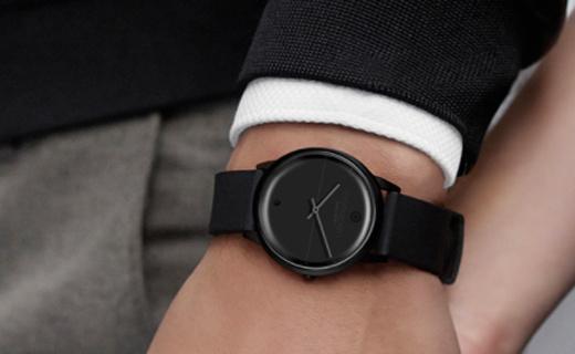 Noerden LIFE+智能手表:极简纤薄颜值高,多功能超实用