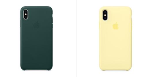 苹果iPhone XS系列新款手机壳上架 329元售价