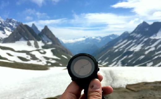 伴我8天160公里远征勃朗峰环线,全靠它给我指路