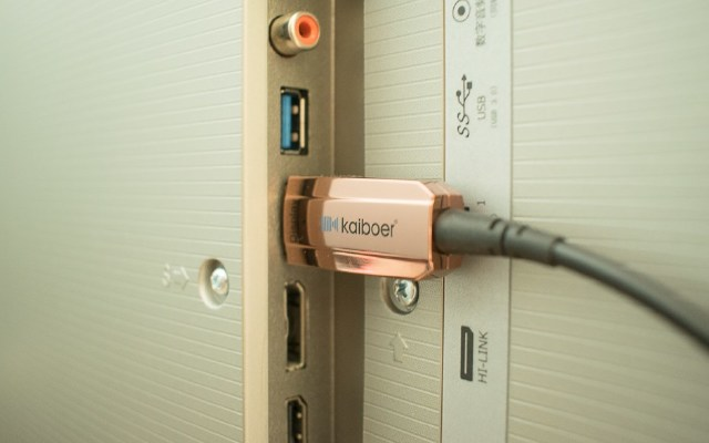 4K影视百米无损传输,实力碾压铜芯HDMI线 — 开博尔光纤HDMI发烧级高清线体验