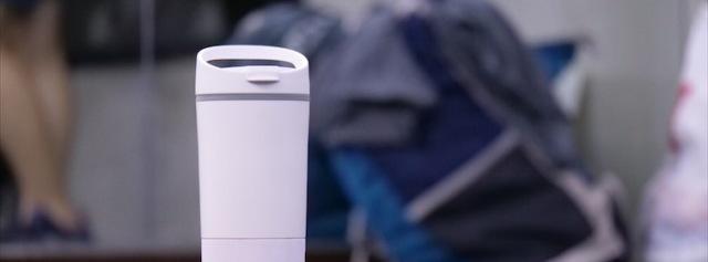 喝水拖延症患者的救星,Ozmo智能水杯体验 | 视频