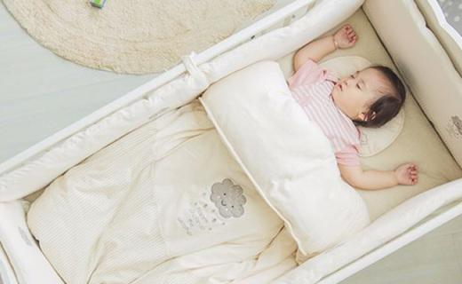 网易严选婴儿床品14件:新疆有机彩棉天然蓬软,杜绝化学添加更安心
