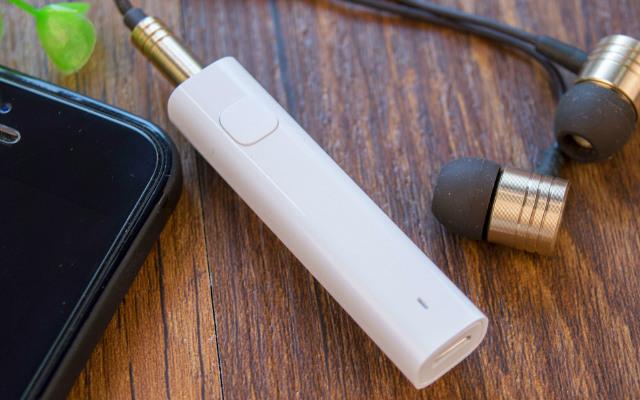 小米蓝牙音频接收器体验,让普通耳机秒变蓝牙!