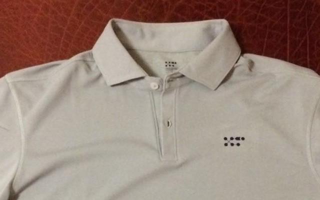 纤维密码三合一商务polo衫试穿测评