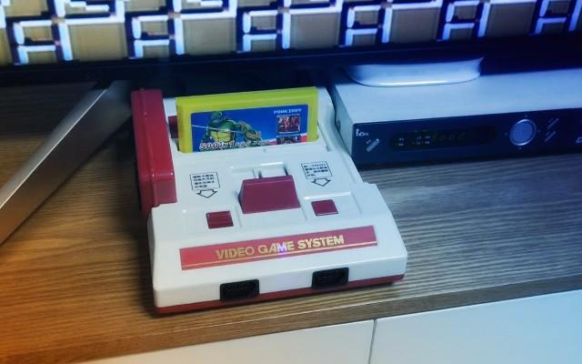 80后的童年印记王者归来-小霸王红白机