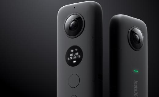 Insta360 ONE X运动相机:5.7K全景,防抖吊打GoPro