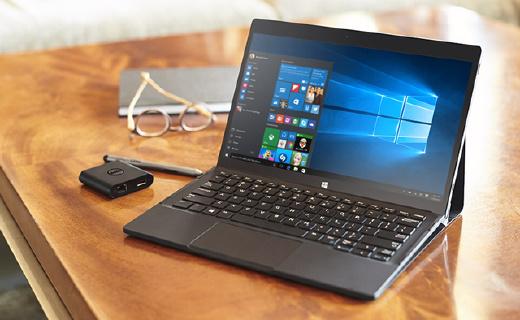 戴尔12.5寸4K笔记本,办公便捷显示细腻