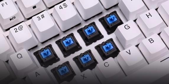 杜伽K320机械键盘-年轻人的第一款机械键盘