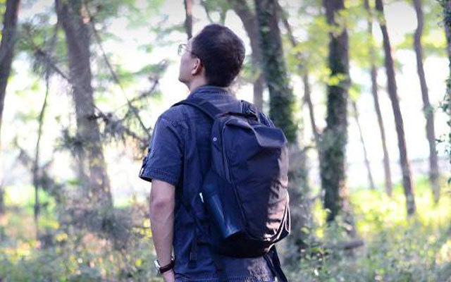 防水防割不被盗,背负舒适易收纳,Pacsafe Venturesafe X18双肩包体验