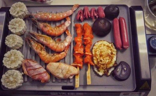 受热均匀煎烤一体,这烤炉让你天天小烧烤 — 宝沃佳美家用电烧烤炉测评 | 视频