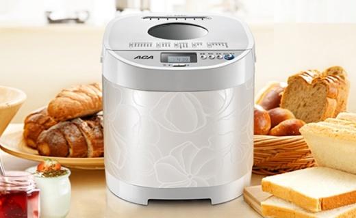 北美电器全自动面包机:智能温控立体加热,自己动手乐趣十足