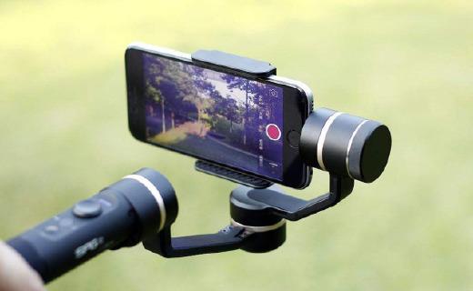 飞宇SPG手机稳定器:防泼水更稳定,智能匹配便捷操作