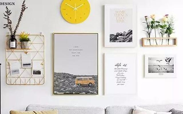 大白墙还可以这样设计?看完我把家里的壁纸全撕了
