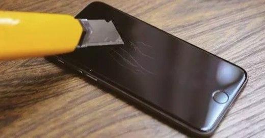 告别钢化膜!手机屏再也摔不碎划不烂了?