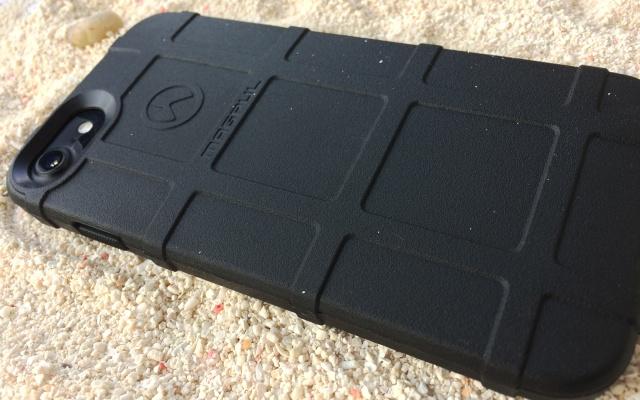 巨石强森的选择-马盖普MAGPUL战术手机壳测评