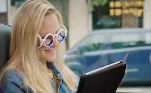 雪铁龙推出专治晕车的眼镜:10分钟解决问题