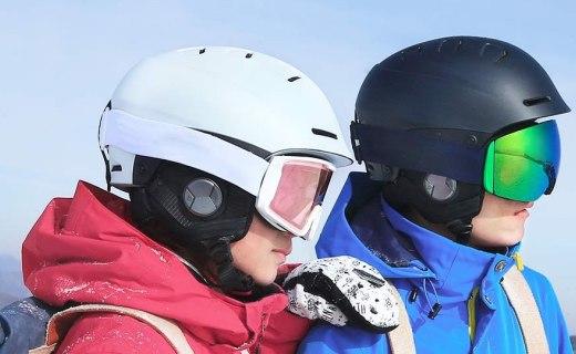 可通电话的头盔?Smart4u SS1蓝牙滑雪头盔来了