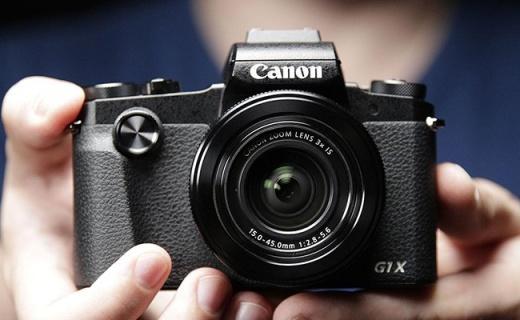 佳能发布G1 X Mark III,2400W像素APS-C画幅