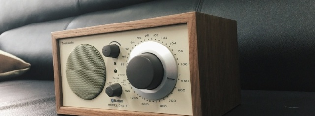 复古风收音机蓝牙音箱,流金岁月 M1BT 开箱