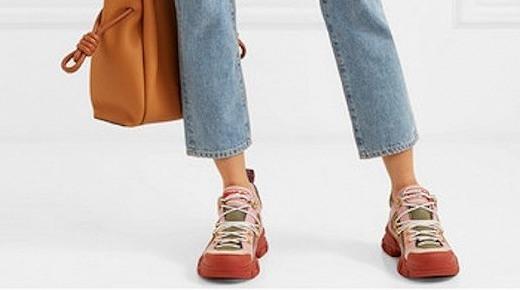 比 AJ1 还贵, Gucci 发布新款 Flashtrek 运动鞋