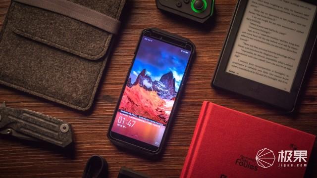 黑鲨Helo手机