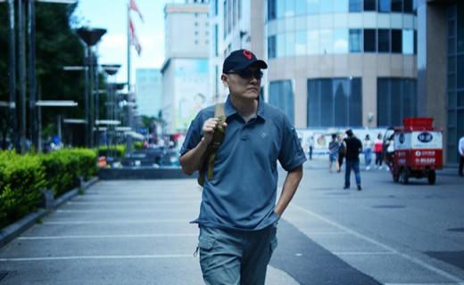沉稳内敛的城市战术短袖,TRU-SPEC 铁牌战术POLO短袖体验