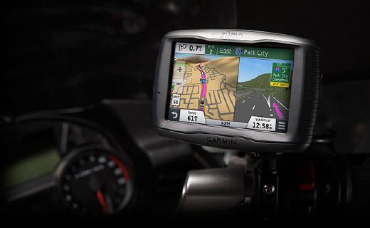 专为骑友打造的摩托导航仪,前方旅途了如指掌