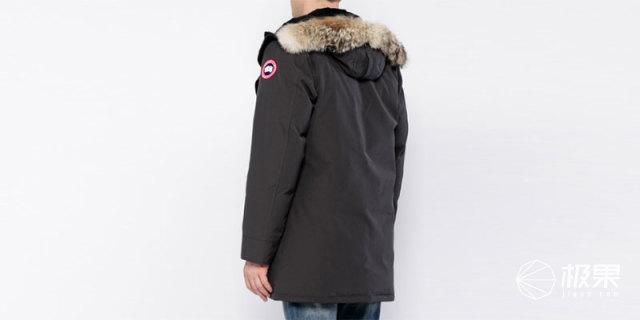 加拿大鹅(CanadaGoose)四级防寒羽绒服