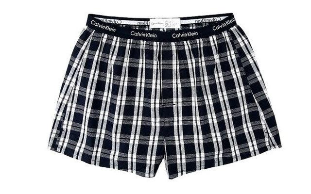CalvinKlein(卡尔文·克莱恩)P9922D平角裤三件装