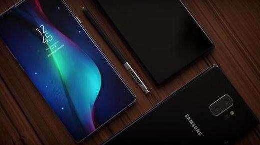 三星Galaxy Note 9 频频曝光,销量不佳要截胡iPhone?