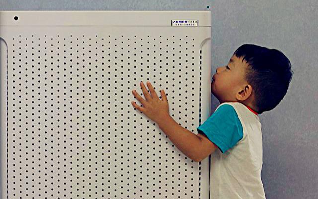 每个家庭都需要一台良心的空气净化器,安美瑞X8空气净化器体验