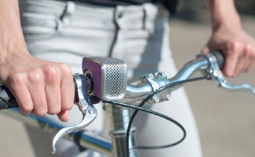智能车铃,能导航能防盗,自己调节铃声音量