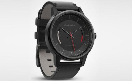 佳明Vivomove腕表:高逼格酷炫外观,智能改善亚健康