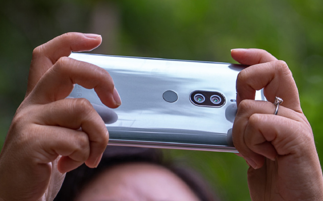 4K HDR+后置双摄,解锁手机摄影新姿势,Sony XZ2P拍照体验