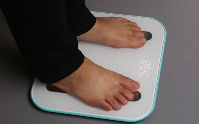 17项身体数据测量,Himama智能体脂秤体验