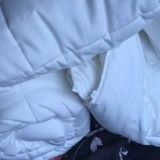 一床可以消除一整天疲劳的保暖被