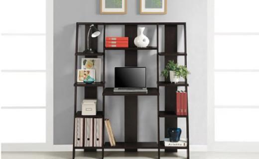 Altra创意办公书桌:梯形设计简约优雅,稳定性高还能储物
