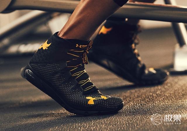 安德玛(UnderArmour)ProjectRockDelta训练鞋