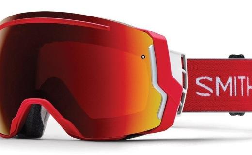 SMITH H18滑雪镜:超大视野,防止眩目!