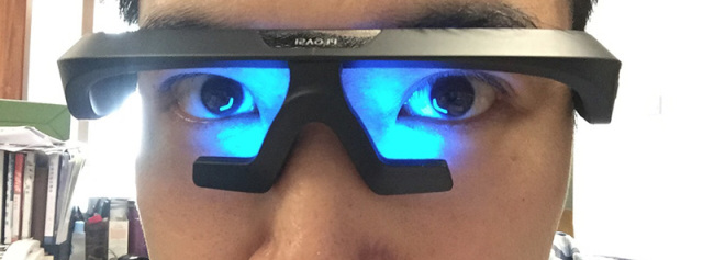 比Google眼镜还神奇!光学治疗让你想睡就睡 — PEGASI倍佳睡智能睡眠眼镜体验   视频