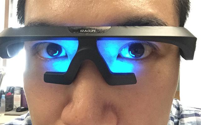 比Google眼镜还神奇!光学治疗让你想睡就睡 — PEGASI倍佳睡智能睡眠眼镜体验 | 视频