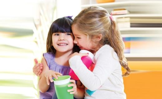 Munchkin学饮杯:美国小孩都用它,安全健康宝宝超爱用