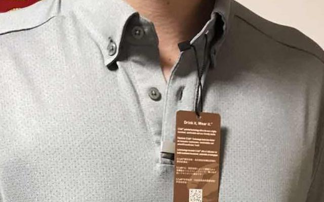 Mi6 Design 咖啡Polo衫体验:上身板正,久穿没异味