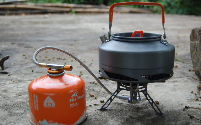 UL新作:您的移动厨房——火枫刀锋2钛金分体气炉测评