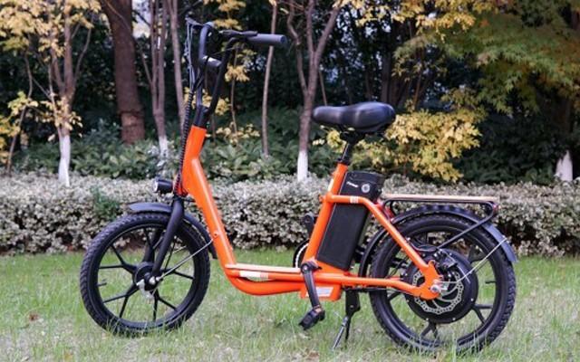 国民老牌的新尝试,通勤实用派——上海永久袋鼠iK1电踏车