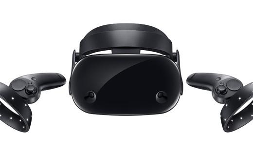 三星微软强强联手发布MR头显,不用主机就能玩!