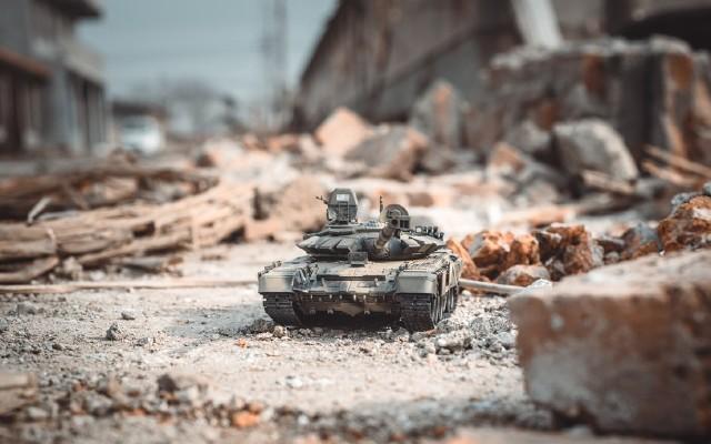 模型就像初恋,熟悉又陌生:MENG T-72B3坦克