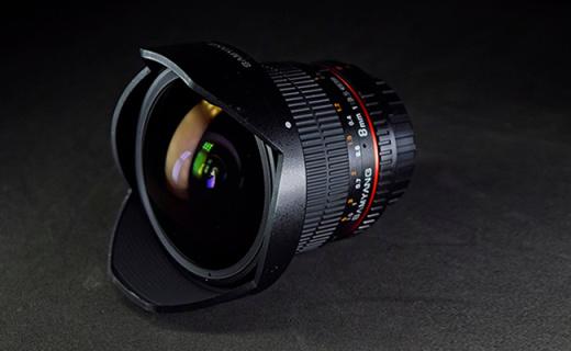 SAMYANG 8mm F3.5Ⅱ镜头:180度视角可玩性高,多层镀膜防眩光