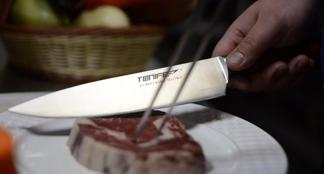 民以食为天,就需要一把下厨能用的刀—途耐锋锐8寸主厨师刀